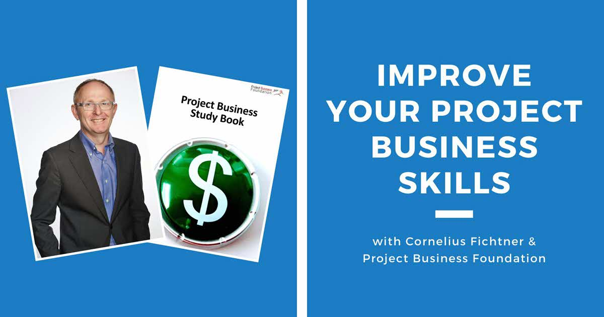 Episode 461: Improve Your Project Business Skills #PMOT (Free)