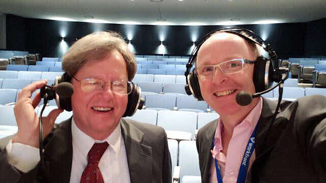Douglas Knutzen and Cornelius Fichtner